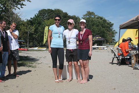 Beata 2nd place in the East Coast Champs behind 2013 World Champion Michele Eray